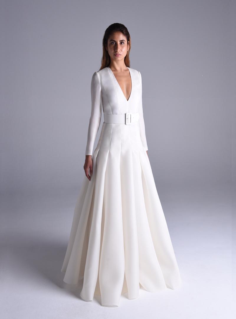 Disenadores de vestidos de novia barcelona